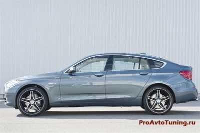 BMW 5 Series GT от Hamann