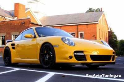 Porsche 911 Turbo от Switzer