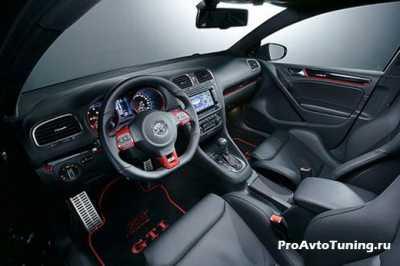 VW Golf GTI от ABT Sportsline