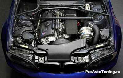 G-Power доработает старенькые BMW M3