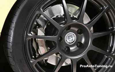 IND подготовило свойскую BMW M3