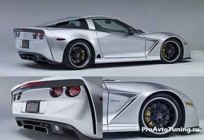 Specter Werkes Шевроле Corvette C6