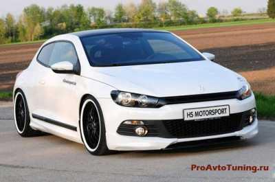 Scirocco от HS Motorsport