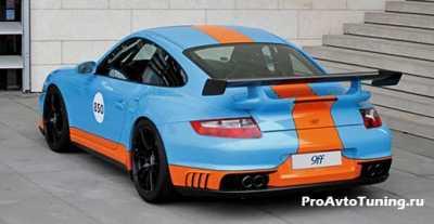 Porsche BT2 от ателье 9ff