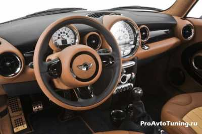 Юбилейный MINI Cooper S от Arden