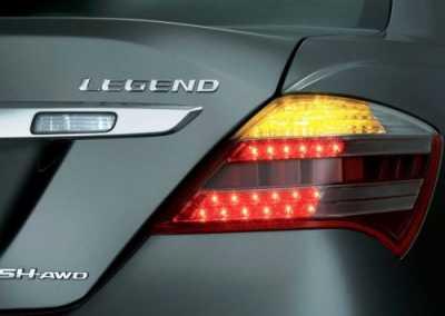 «Идеальная» Honda Legend