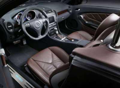 Блистательная Мерседес-Benz SLK 250