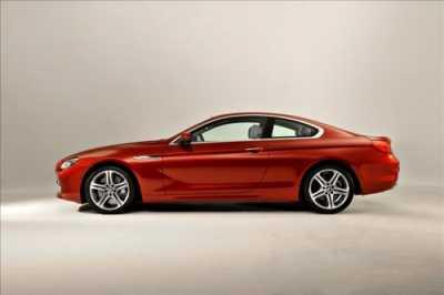 Грубая BMW 650i