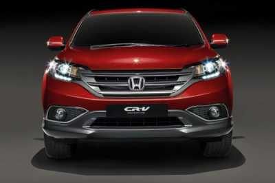 Удобная Honda CR-V