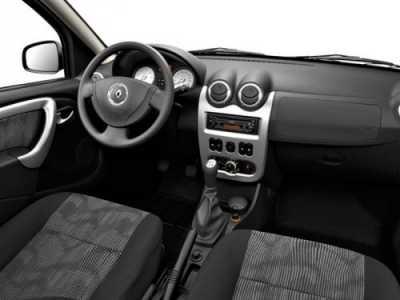 «Народный» Renault Sandero