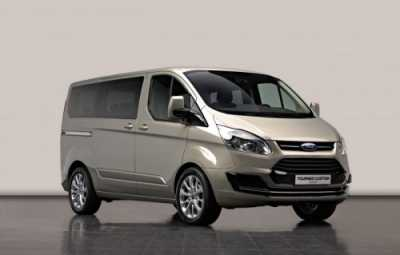 «Кинетическая» Ford Transit Tourneo Custom