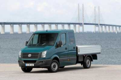Нужный VW New Crafter