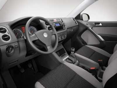 Доблестный Volkswagen Tiguan