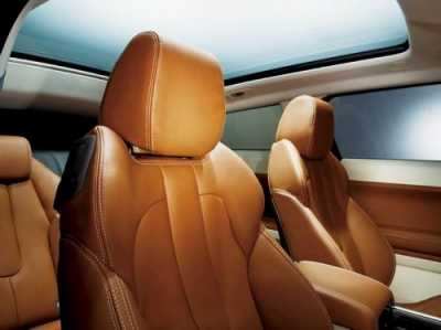 Аутентичная Land Rover Evoque