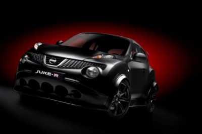 Ураганный Nissan Juke-R