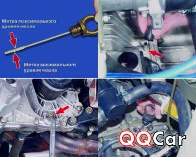 Подмена масла в коробке ВАЗ 2108 родными руками