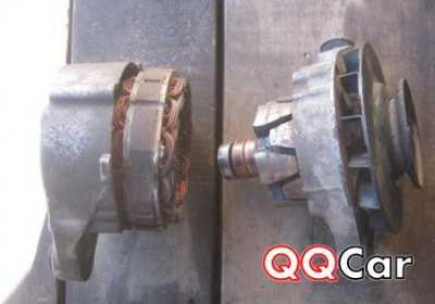 Подмена диодного моста на генераторе ВАЗ 2121 родными руками