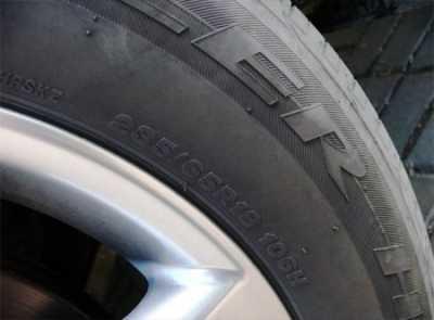 Индекс скорости шин, таблица и советы экспертов