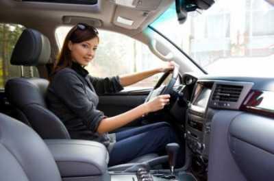 Как верно посиживать за рулем для здоровья и сохранности