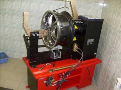 Необыкновенности процесса прокатки и правки литых дисков